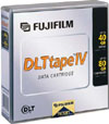 Fujifilm 26112088 - Data Cartridge Tape DLTIV DLT IV TK88 20/40, 35/70 & 40/80GB for DLT4000 DLT7000 DLT8000 DLT1 VS80